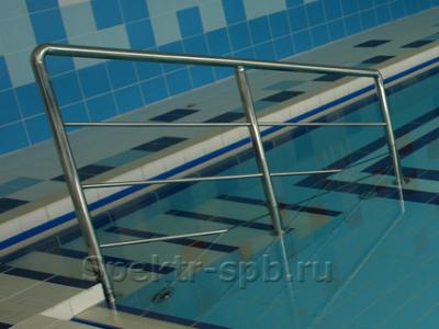 Лестница для бассейна на заказ