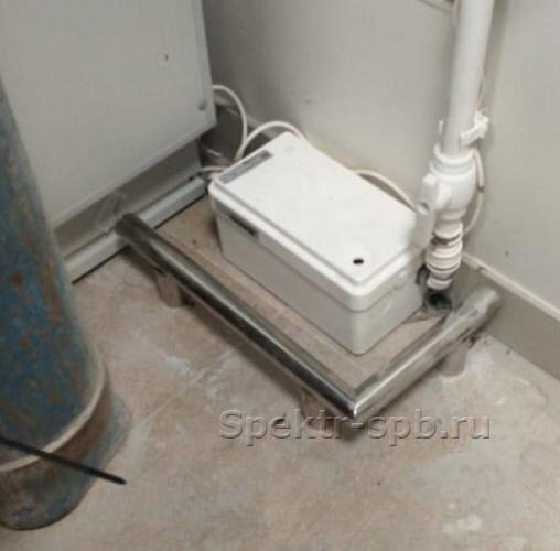 Защитный барьер для компрессора